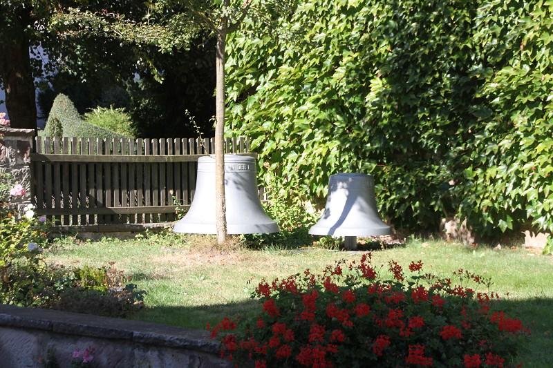 Glocken der ev. Kirche